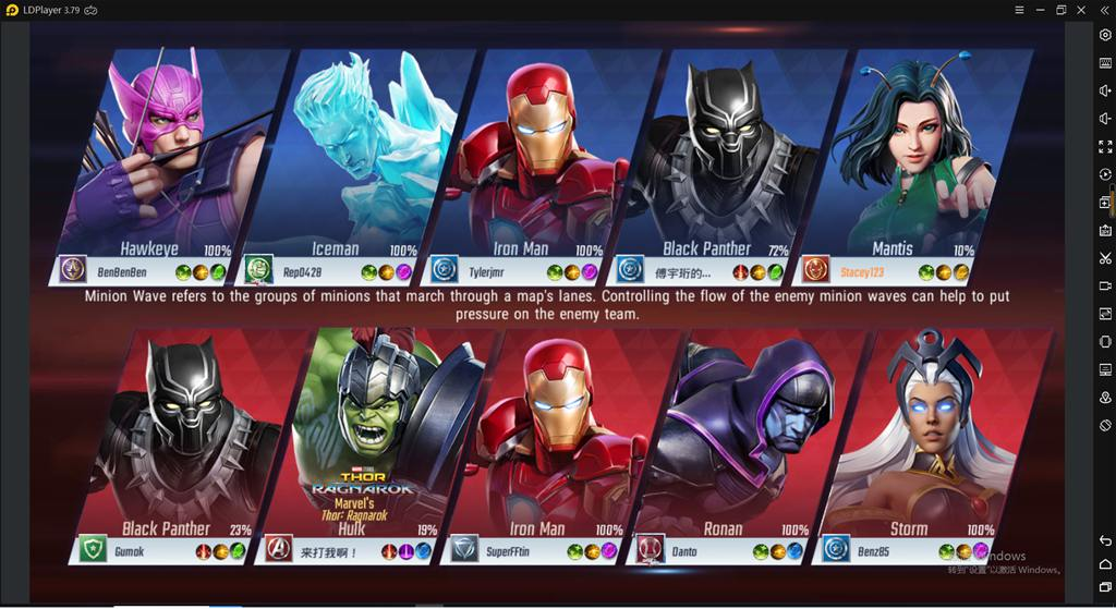 Guide to Play Marvel Super War on PC