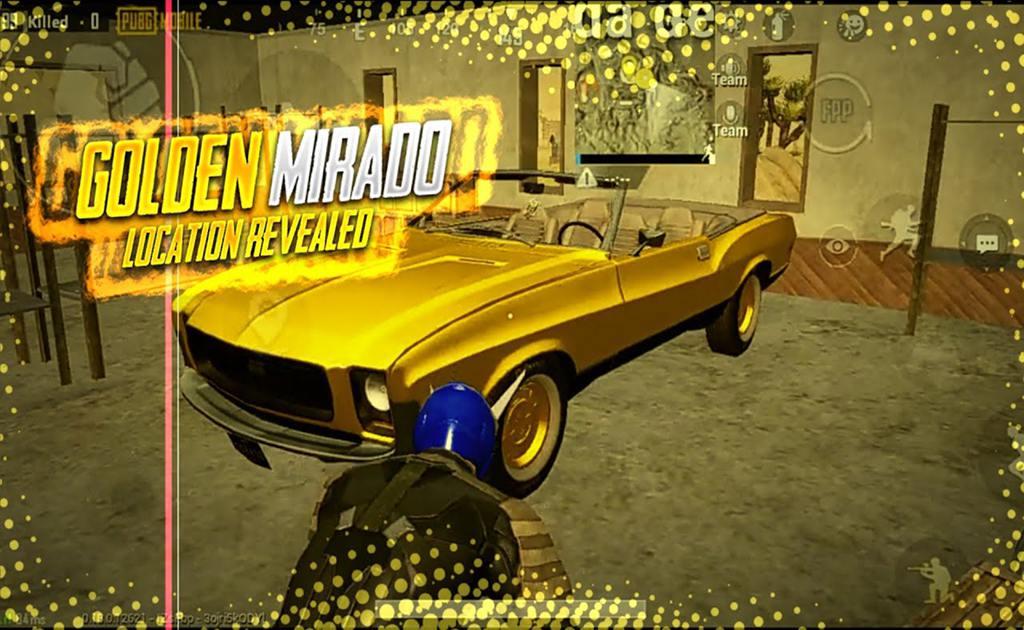 Golden Mirado2
