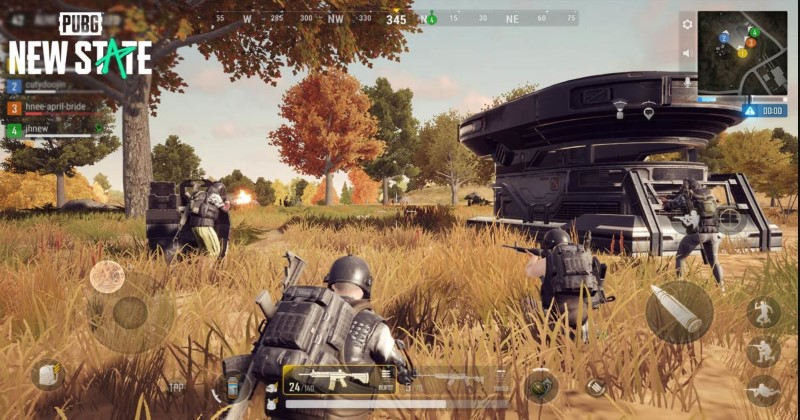A Complete Guide for getting to the Late Game Circle in PUBG New State
