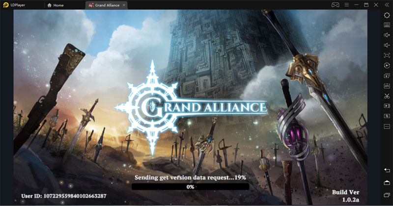 Grand Alliance Early Access and How to Battle on?