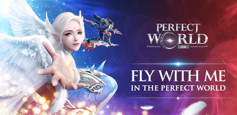 Perfect World VNG: Fly with me