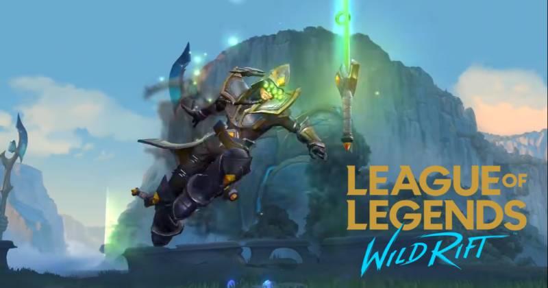 LOL: Wild Rift Master Yi