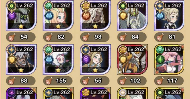 AFK Arena Updated Tier List July 2021 and Best Heroes