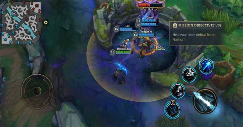 All you got to know about League of Legends Wild Rift Jungle Monsters