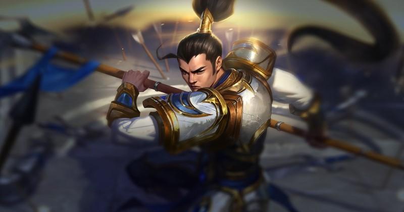 wild rift Xin Zhao