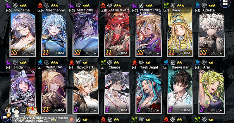 Hero Cantare with WEBTOON Reroll Guide & Reroll Tier List - Who to Pick