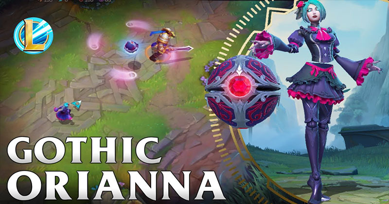 League of legends Wild Rift Orianna Build The Ultimate Guide, Orianna Skill Combo, Counter and More!