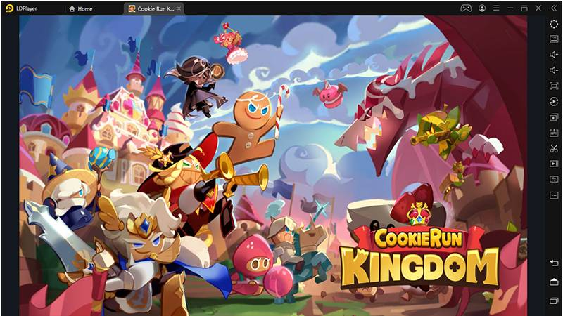 How to Download and Play Cookie Run Kingdom on PC