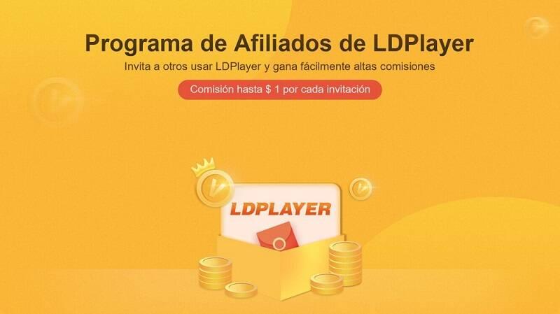 Introducción y preguntas frecuentes del programa de Afiliados de LDPlayer