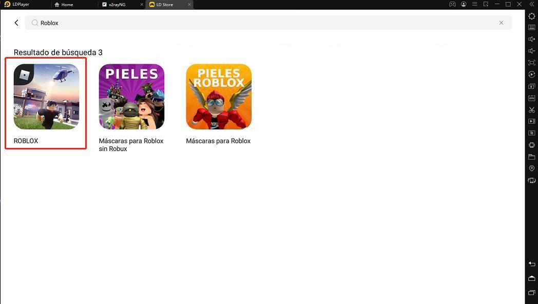 Descargar y jugar Roblox gratis en Emulador (PC)