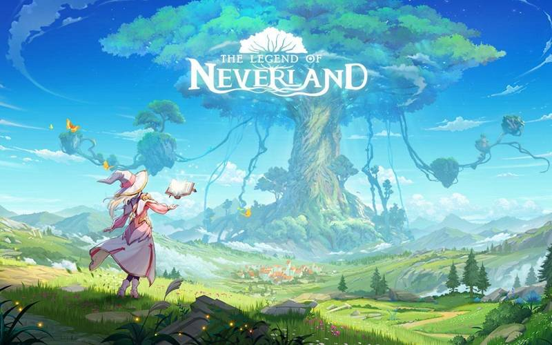 Prapendaftaran The Legend of Neverland Terbuka!