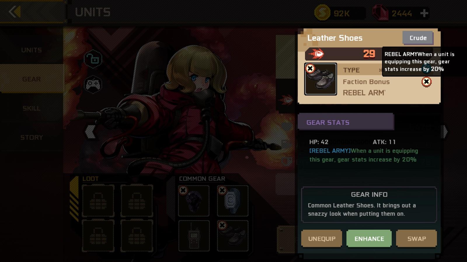 Panduan dan Tips untuk Pemula di Metal Slug: New Commander