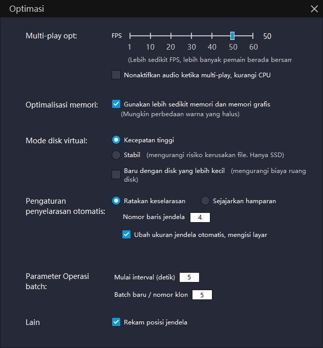 Multi-Instance di Emulator | Cara Menggunakan Alat LDMultiplayer