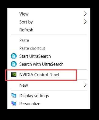 Como alternar GPU integrada para a GPU dedicada (NVIDIA-AMD)