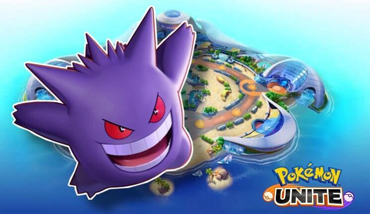Pokémon Unite:Guia de Gengar, Melhores itens e construção