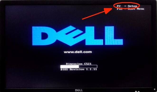 วิธีการเปิด VT ใน BIOS ของคอมพิวเตอร์(โน๊ตบุ๊ค) ยี่ห้อ DELL