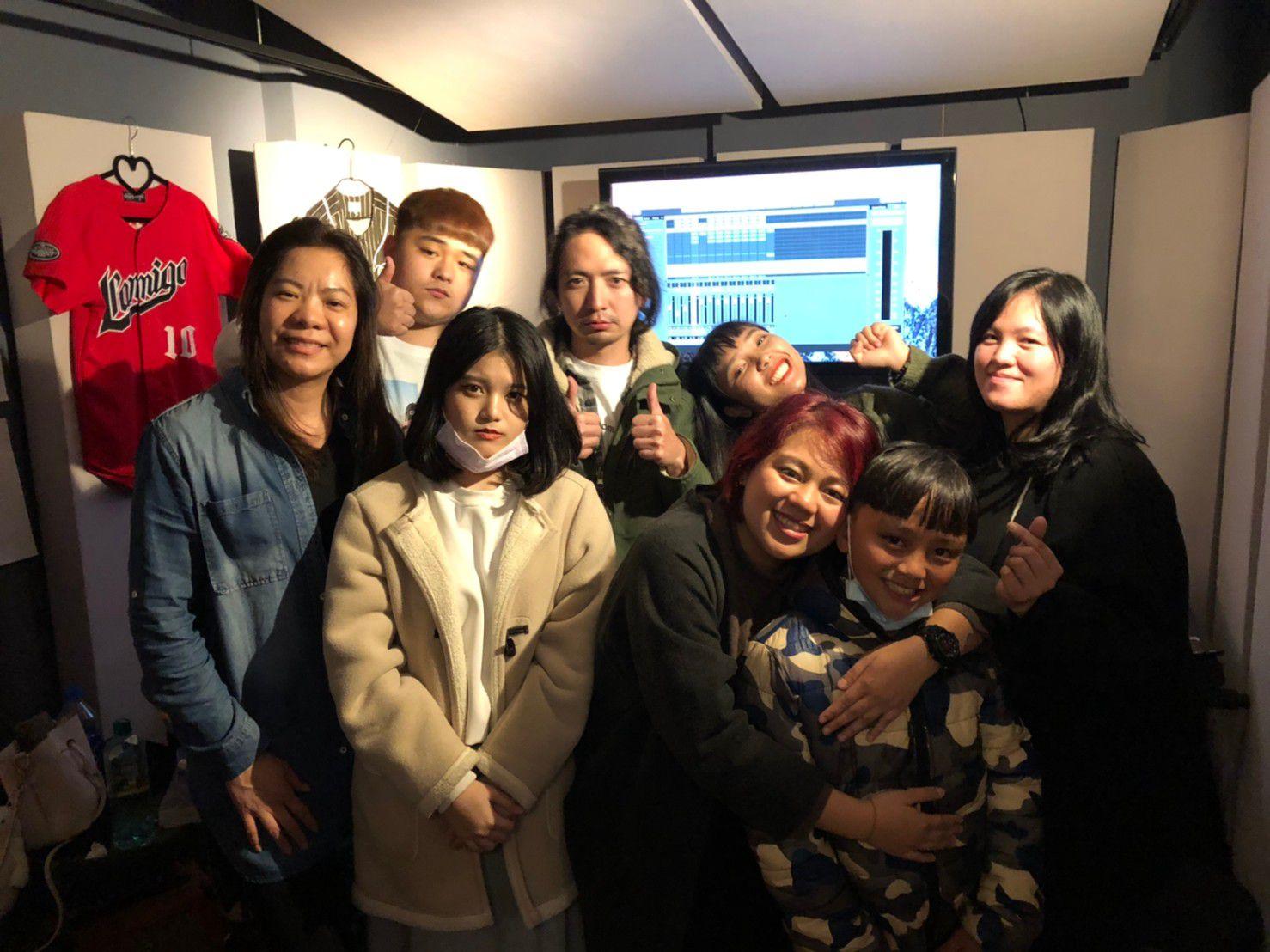 偏鄉原住民G-ARK樂團成軍唱出韓國《薑餅人王國》