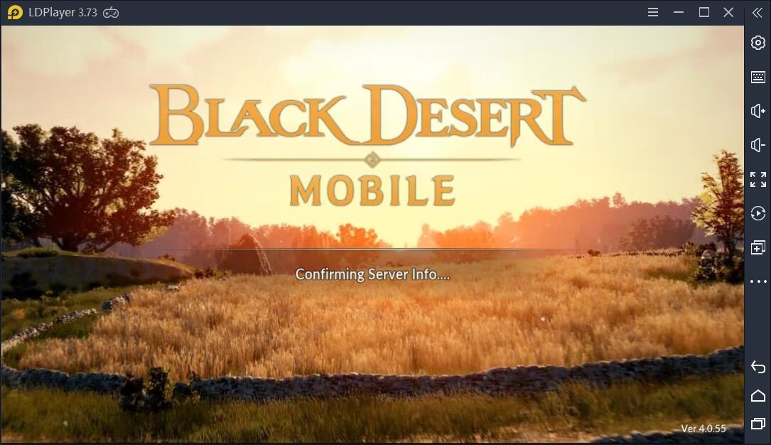 Hướng dẫn chơi Black Desert Mobile trên PC