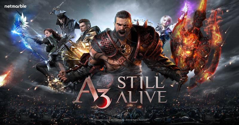 A3: Still Alive: Battle Royale được giải thích