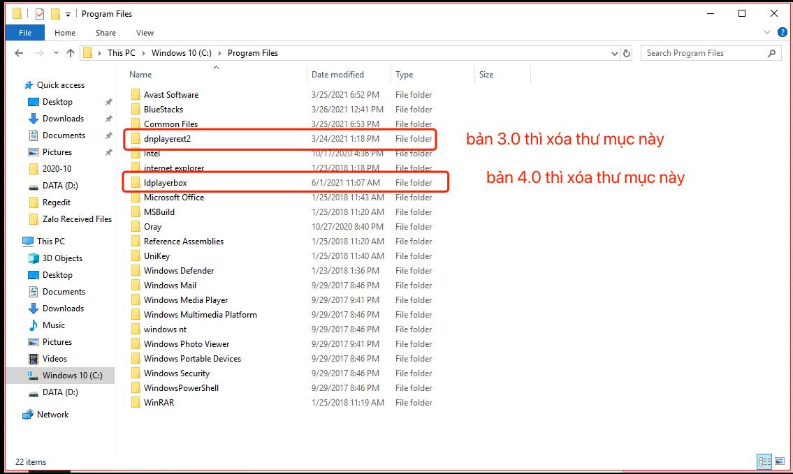 Khắc phục Lỗi không lấy được giao diện COM (Không hợp lệVirtualBox)