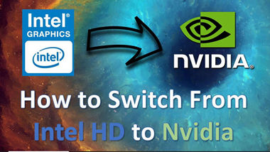 How to Switch from Integrated Graphics to Discrete graphics