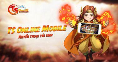 Cày cuốc TS Online Mobile với LDPlayer