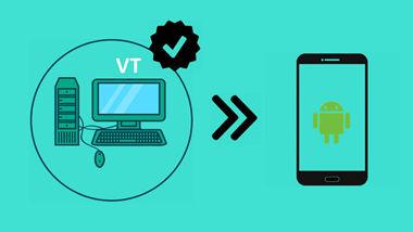 Comment activer la VT