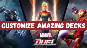 Marvel Duel: How to Improve and Build Am...