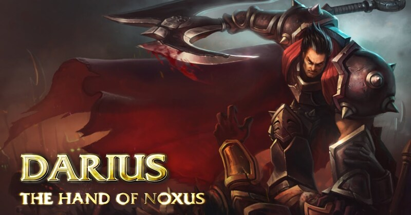 LOL Wild Rift: Darius Edition - A Comple...