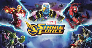 How to Play Marvel Strike Force-Squad RP...