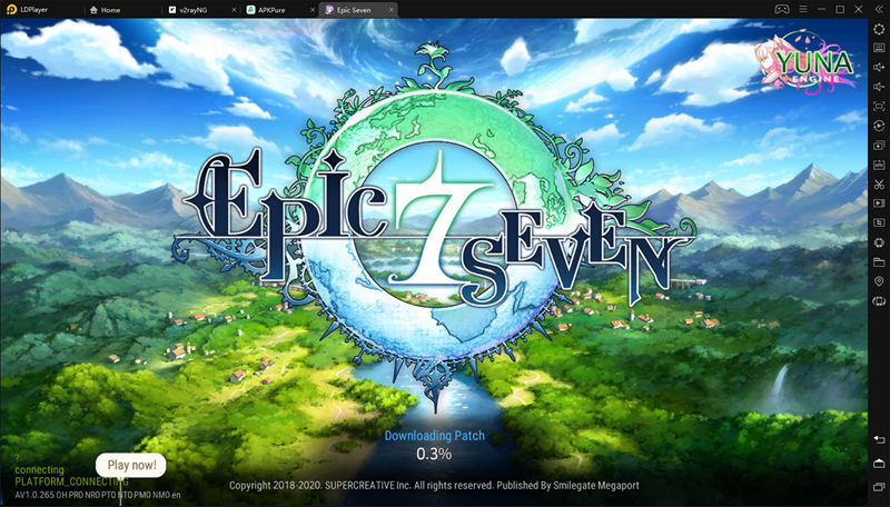 How to Play Epic Seven on PC