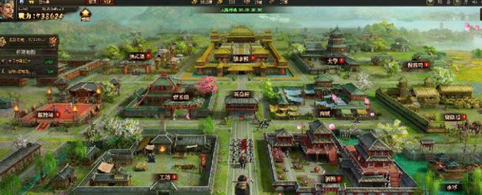 羊咩咩遊戲宣佈代理《F三國魏蜀吳》並於今日開放不刪檔內測