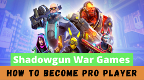 How to become the Ultimate Shadowgun War...