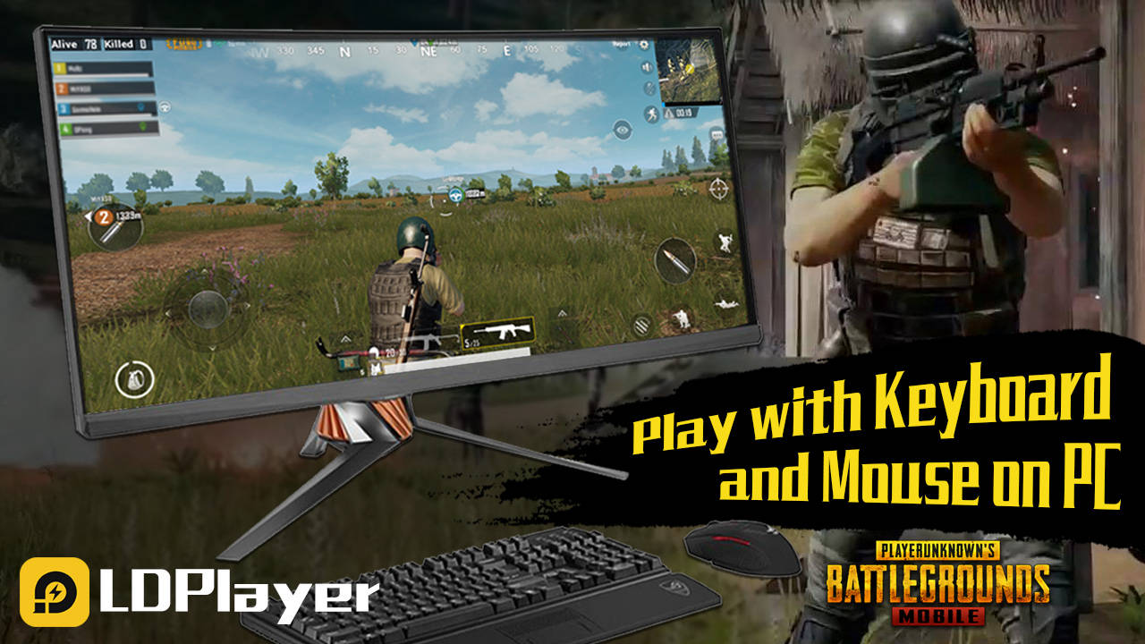 How to Play PUBG Mobile on PC with FPS B...