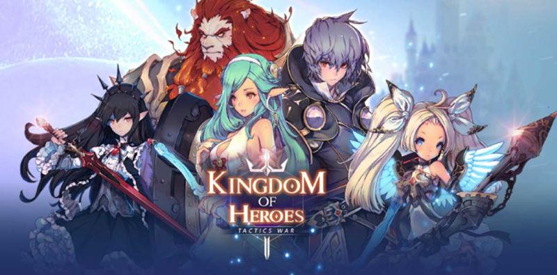 Kingdom of Heroes Tactics War: The List ...