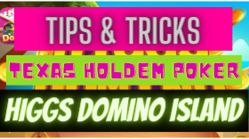 Higgs Domino Island Texas HoldEm Poker -...